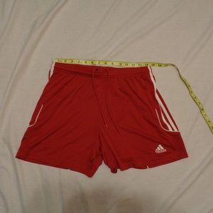 Adidas Women's Athletic Shorts Large
